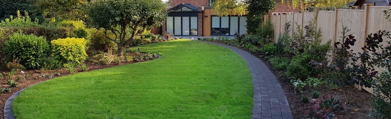 Landscape Gardening and Maintenance Services in Nottingham